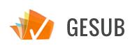 Logo Gesub, software de coordinacion de actividades empresariales